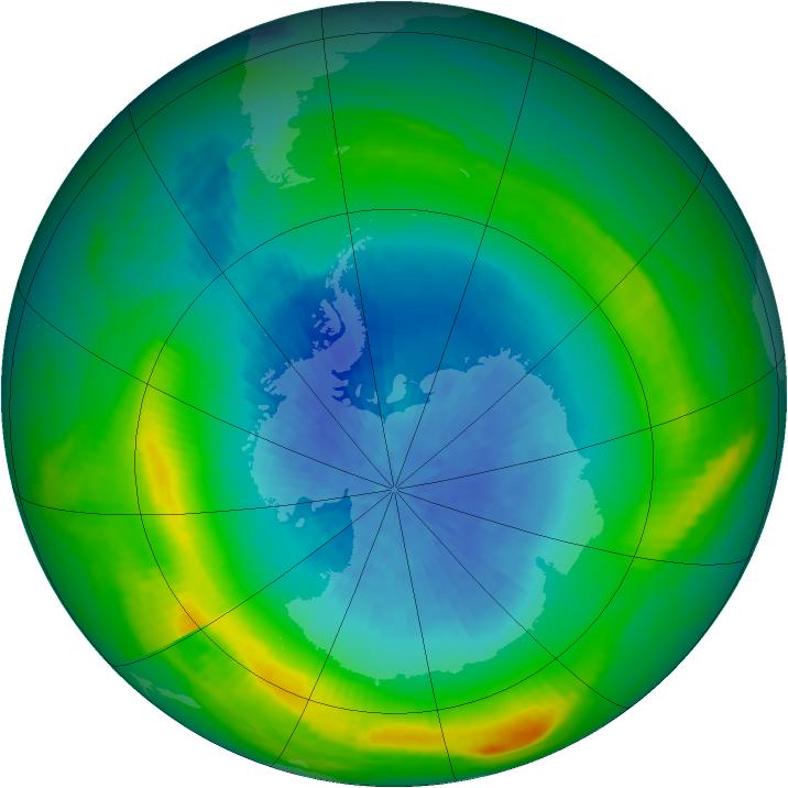 ozone from earth nasa - photo #31