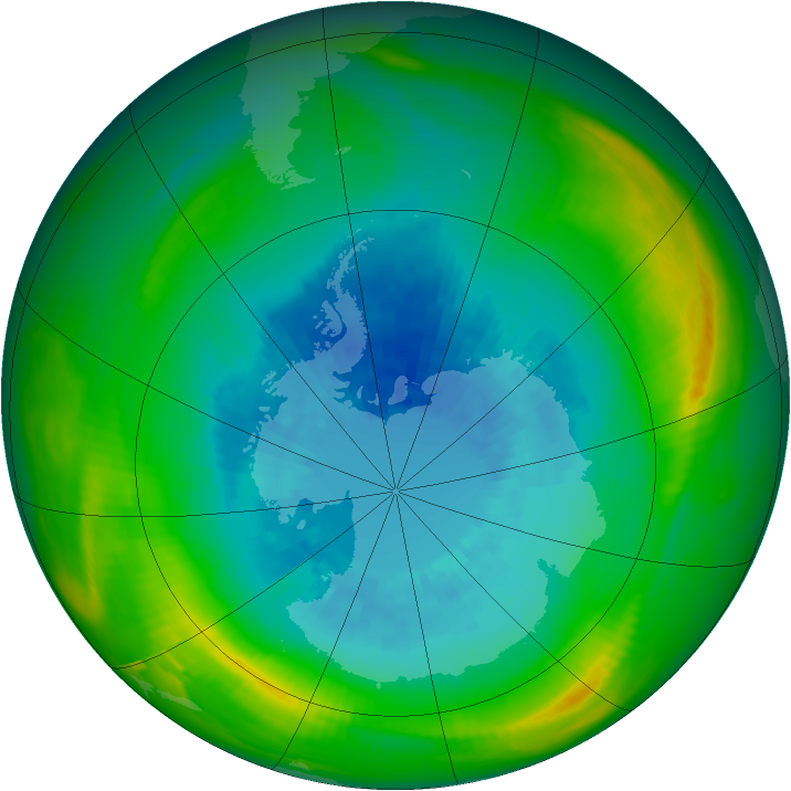 ozone from earth nasa - photo #37