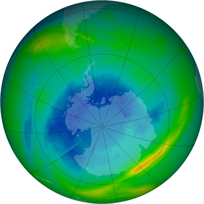 ozone from earth nasa - photo #46