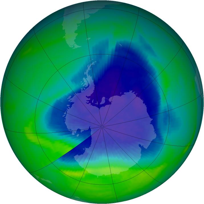 ozone from earth nasa - photo #41