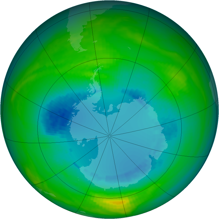 ozone from earth nasa - photo #28
