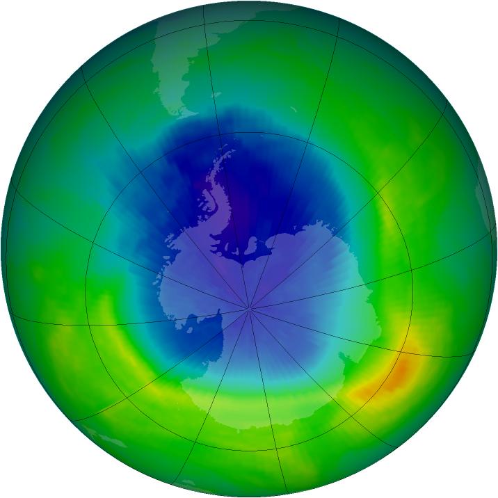 ozone from earth nasa - photo #26