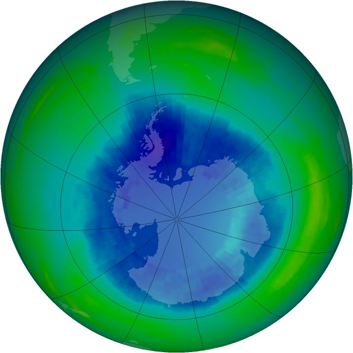 ozone from earth nasa - photo #32