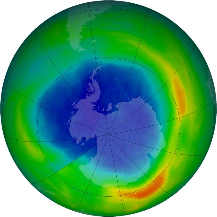ozone from earth nasa - photo #45