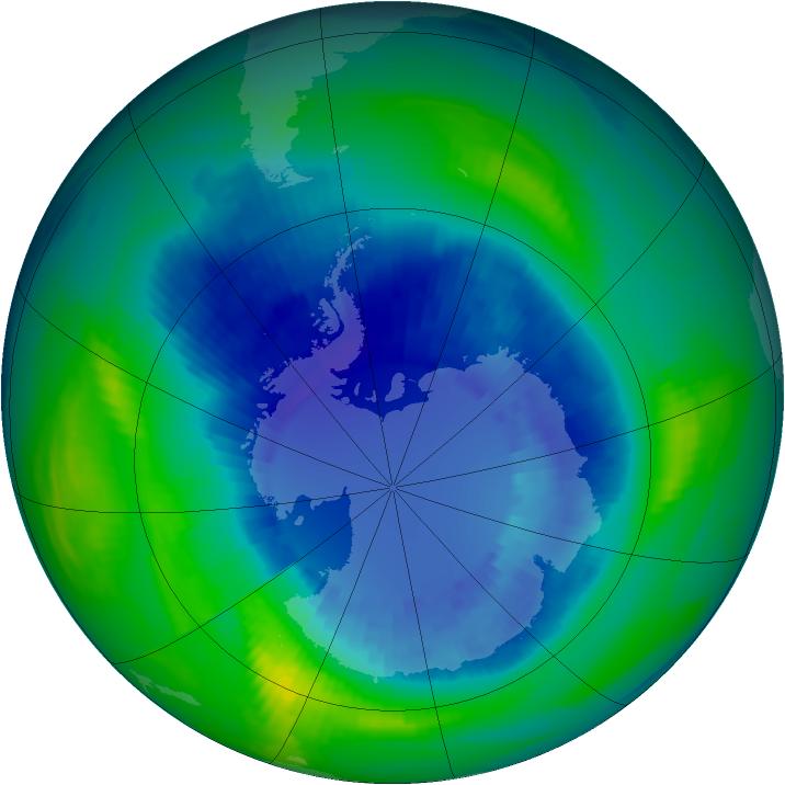 ozone from earth nasa - photo #42