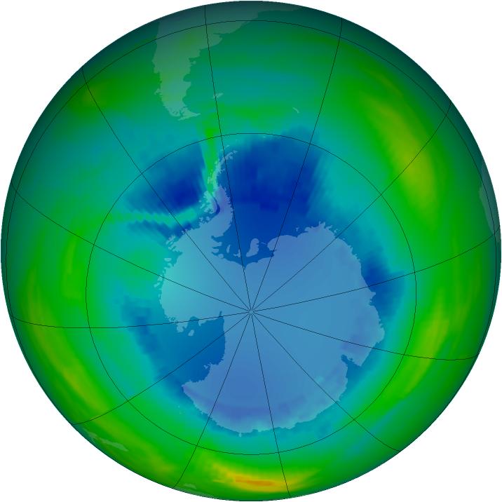 ozone from earth nasa - photo #38